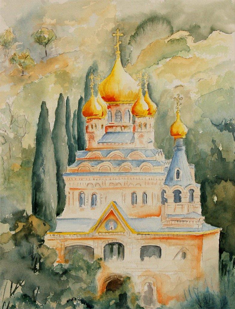 Eglise Marie-Madeleine Jérusalem