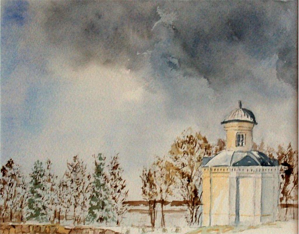 Chapelle de Solovki